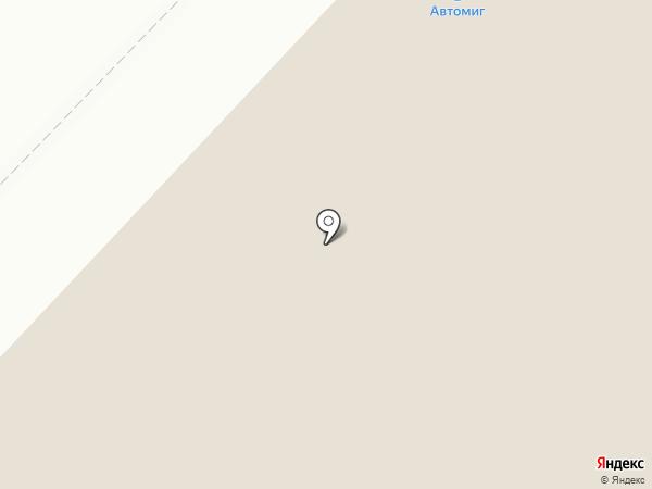 Автомобили на карте Ангарска