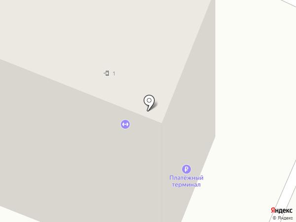Адвокатский кабинет Луценко О.Ю. на карте Ангарска