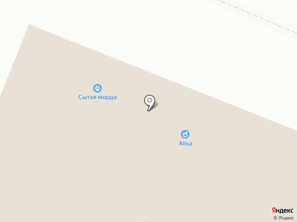 Йога-центр на карте Ангарска