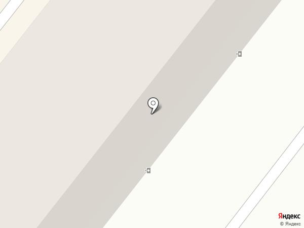 Траст на карте Ангарска