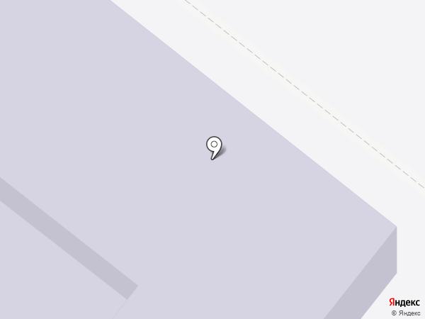 Джэндо на карте Ангарска