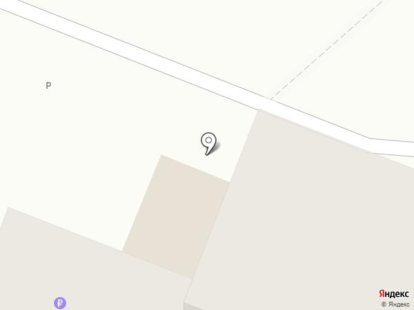 Янта на карте Ангарска