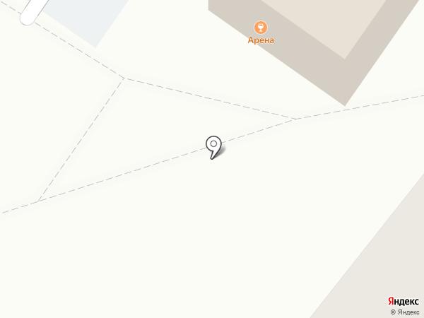 Orange Ice на карте Ангарска