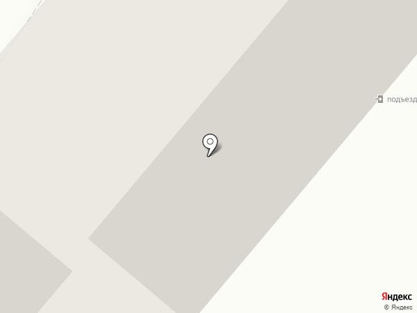 Адвокатский кабинет Козыревой Г.А. на карте Ангарска