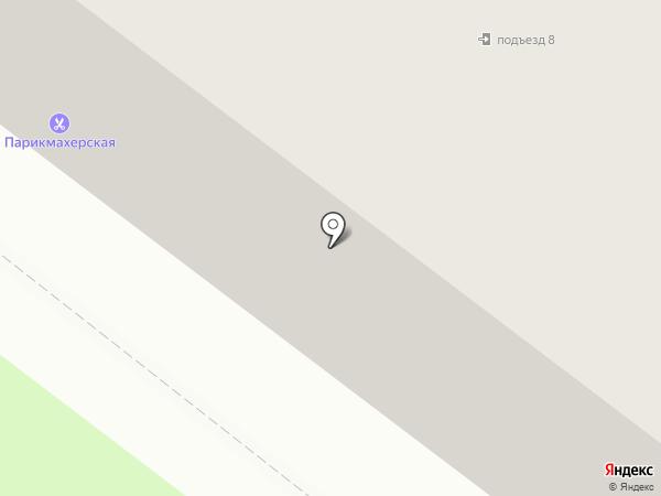 Золотая стрекоза на карте Ангарска