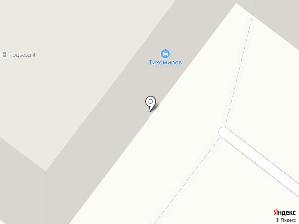 Skarlett на карте Ангарска