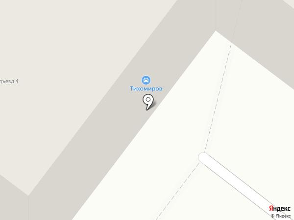 ЮрБух на карте Ангарска