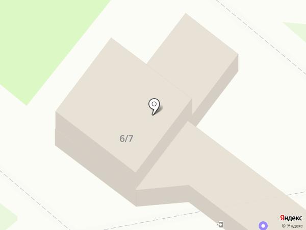 Bar men на карте Ангарска