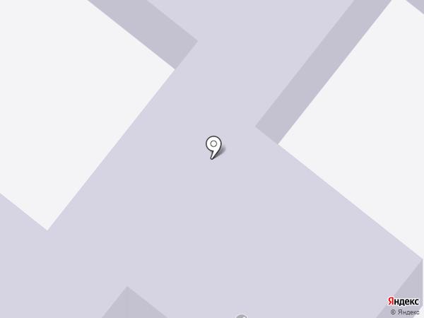 Детский сад №110 на карте Ангарска