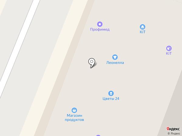 YOKO на карте Ангарска