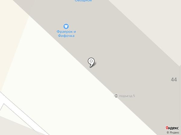 САМИ на карте Ангарска