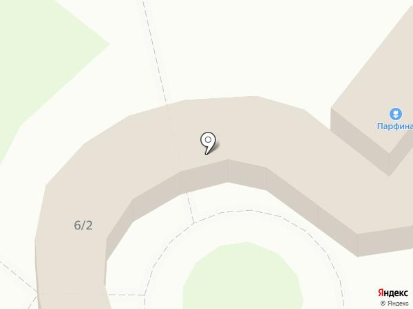 Белка на карте Ангарска