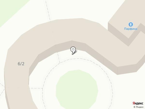 Одежда для окон на карте Ангарска