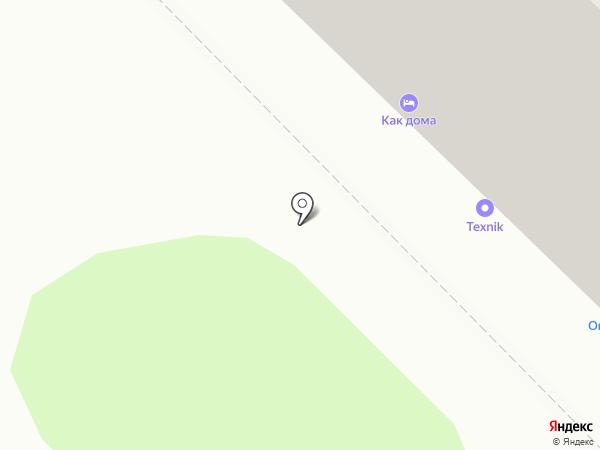 Лира на карте Ангарска