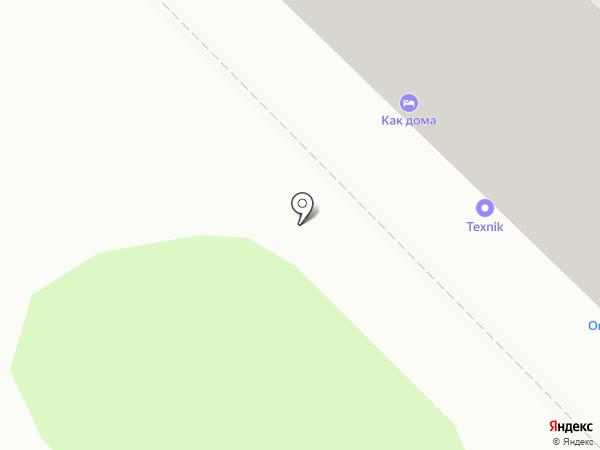 Айсберг на карте Ангарска