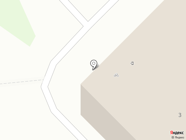 Магазин бытовой химии на карте Ангарска