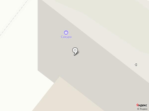 Прогресс-недвижимость на карте Ангарска
