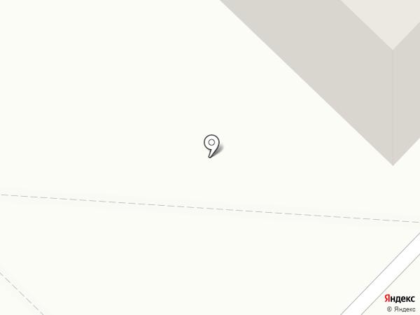 Почтовое отделение №27 на карте Ангарска
