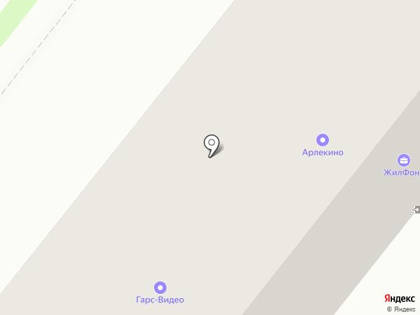 ЖилФонд на карте Ангарска