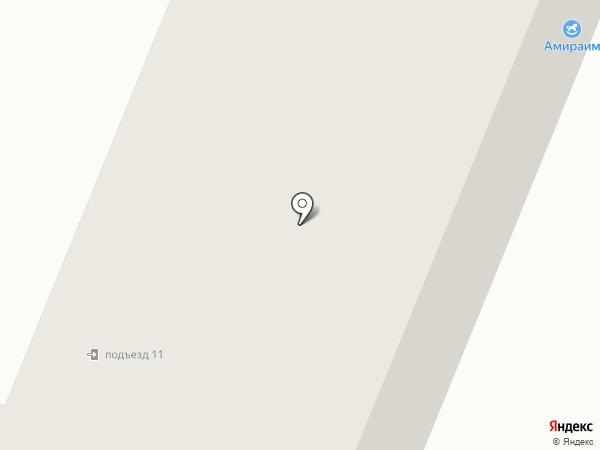 Салон красоты на карте Ангарска