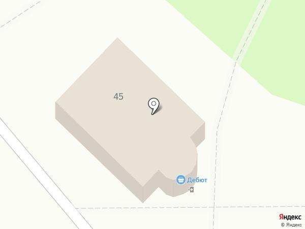 Дебют на карте Ангарска
