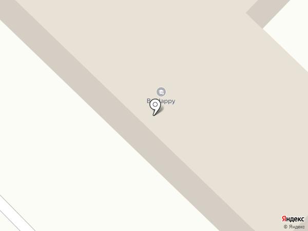 Аргет на карте Ангарска