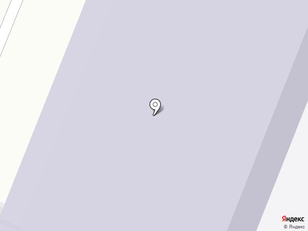 Буфет на ул. 29-й микрорайон на карте Ангарска
