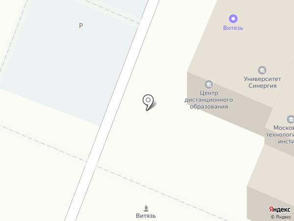 Центр дистанционного образования на карте Ангарска
