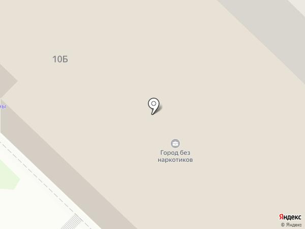 ИнваТурСпорт на карте Ангарска