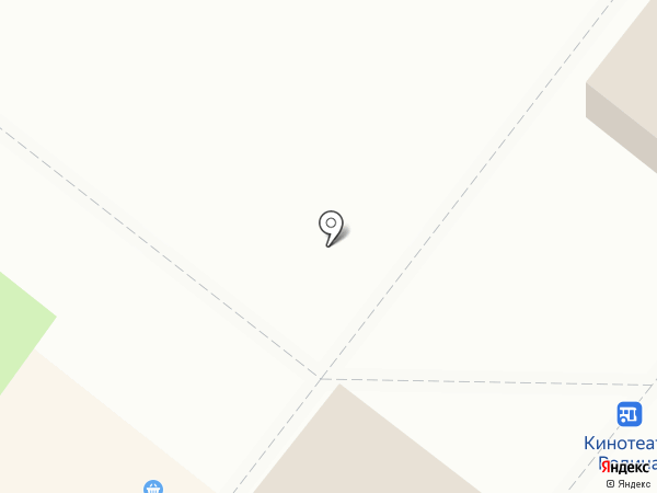 Торговая сеть на карте Ангарска