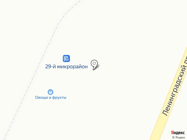 Альянс на карте Ангарска