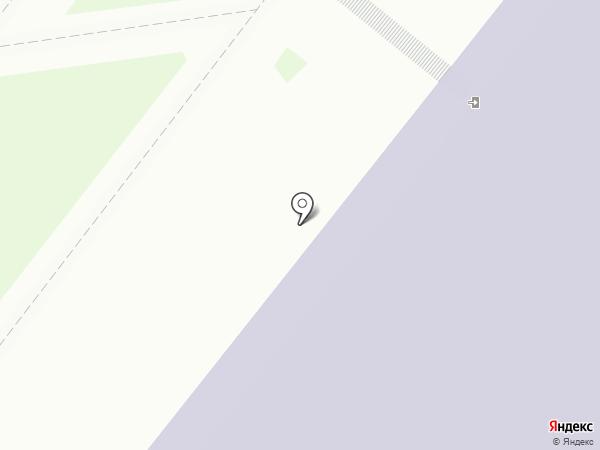 Магазин канцелярских товаров на карте Ангарска