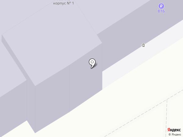 Ангарский государственный технический университет на карте Ангарска