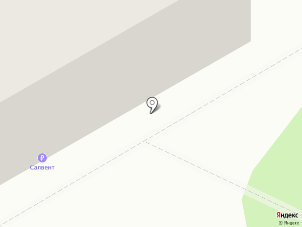 Консалт на карте Ангарска