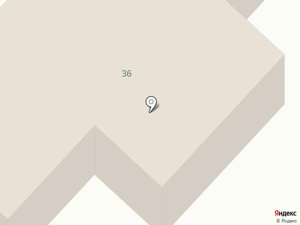 Отдел Управления ФСБ РФ по Иркутской области в г. Ангарске на карте Ангарска