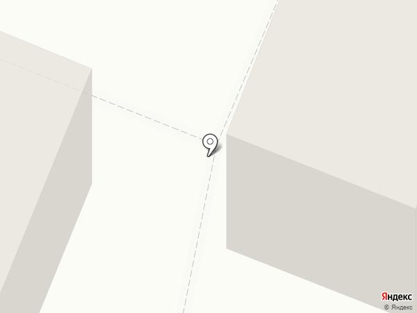 Фабрика идей на карте Ангарска