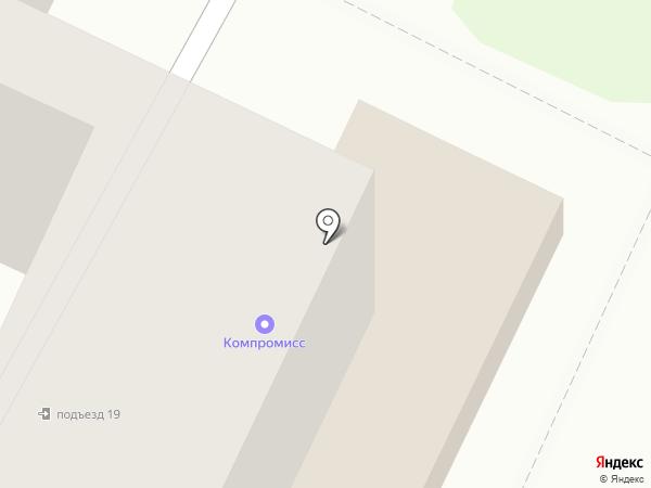 Matrix на карте Ангарска