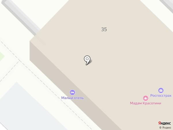 Coco-bongo на карте Ангарска