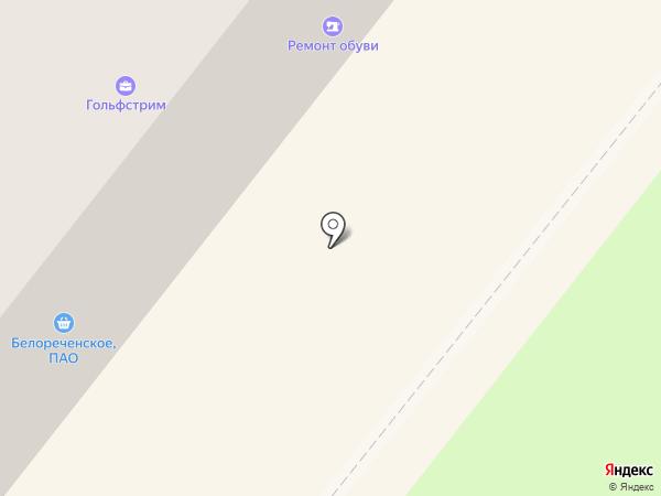 Кормилец на карте Ангарска