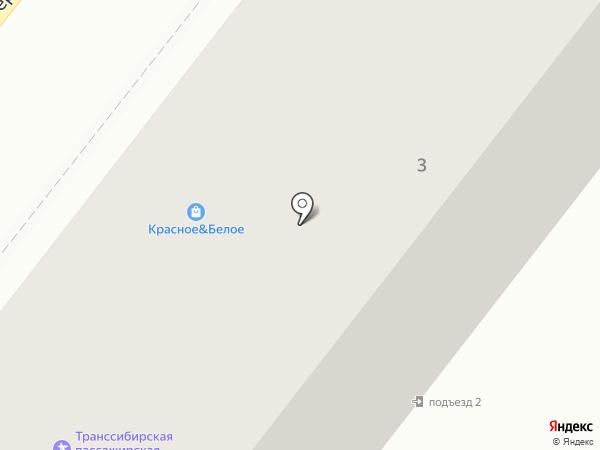 Crashsystem на карте Ангарска