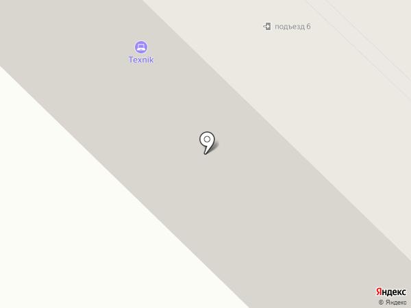 Мастерская по ремонту обуви на карте Ангарска