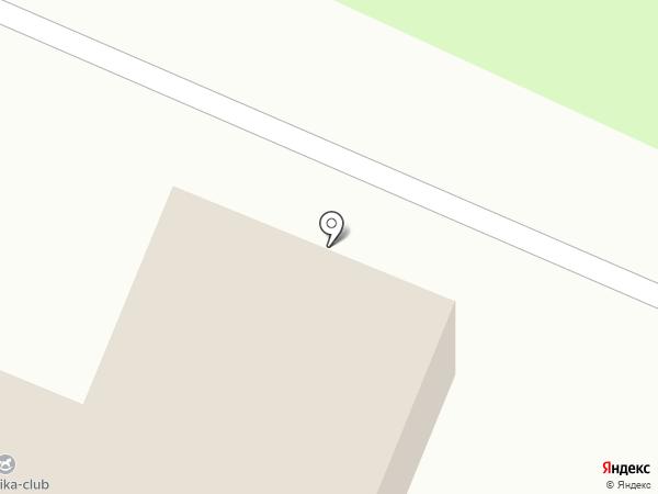 Чик и Брик на карте Ангарска