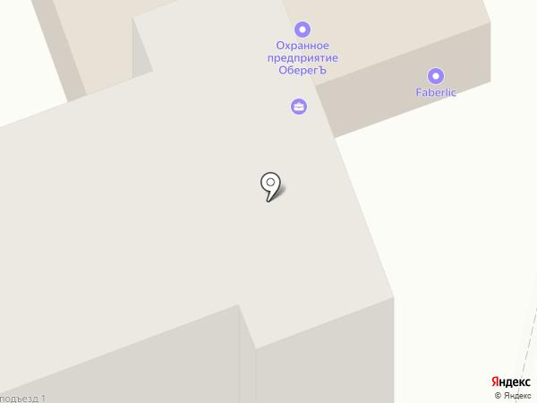 РосАвтоКлуб на карте Ангарска