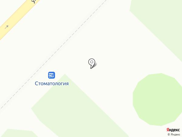 Стоматология на карте Ангарска