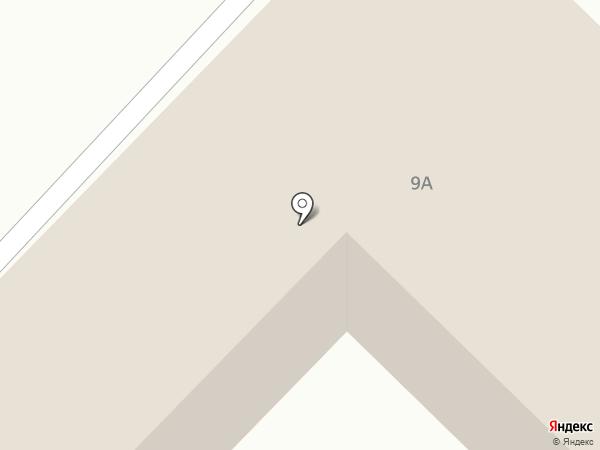 Инженерный центр С2 на карте Ангарска