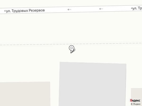 Новый на карте Ангарска