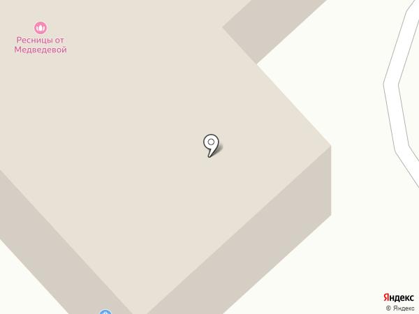 Деметра на карте Ангарска