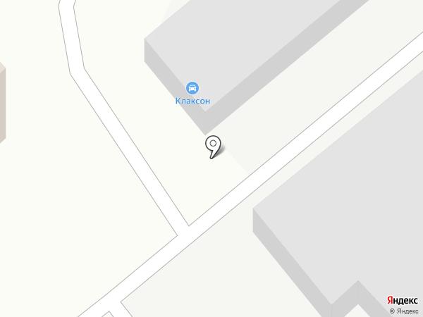 На Декабристов на карте Ангарска