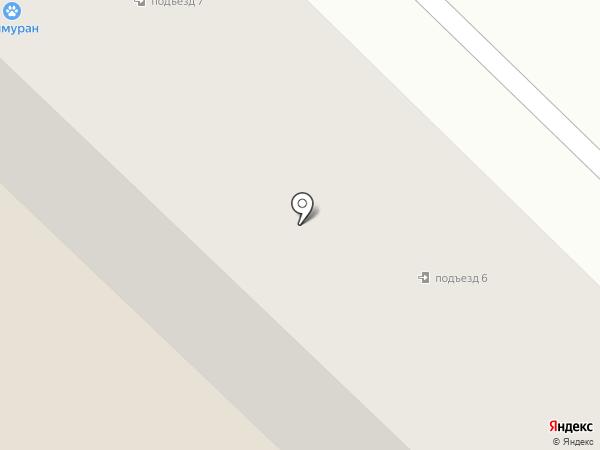 Оникс-Плюс на карте Ангарска