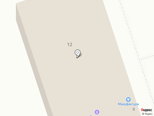 Продуктовый дворик на карте Ангарска